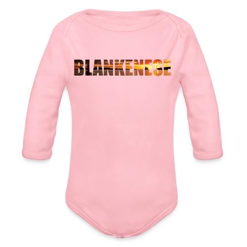Blankenese Hamburg - Baby Bio-Langarm-Body