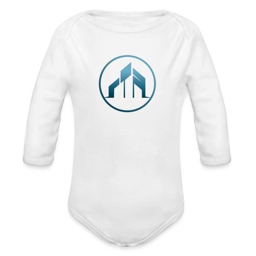 praise community church - Vauvan pitkähihainen luomu-body