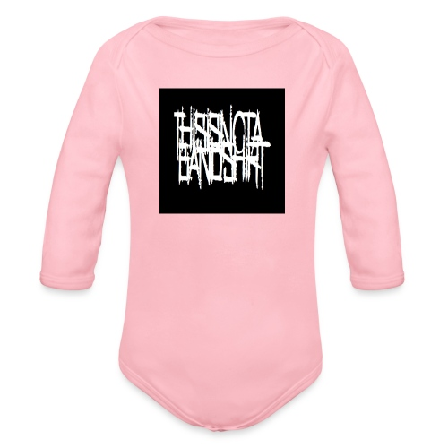 des jpg - Organic Longsleeve Baby Bodysuit