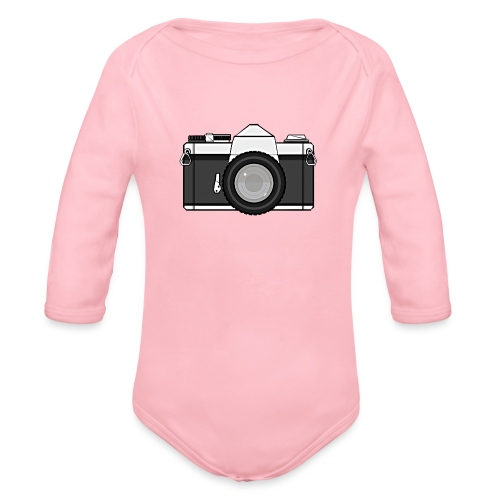 Shot Your Photo - Body ecologico per neonato a manica lunga