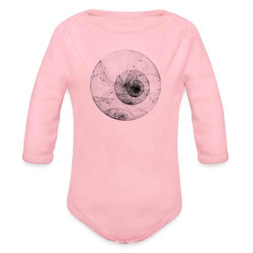 Eyedensity - Organic Longsleeve Baby Bodysuit