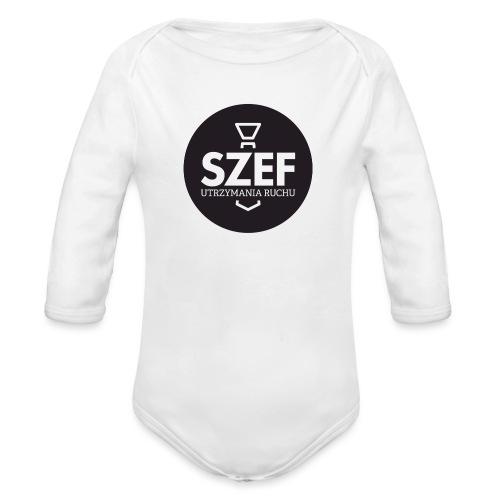 Logo-szef-utrzymania-ruchu_ok_net_black - Ekologiczne body niemowlęce z długim rękawem