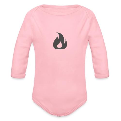 LIT™   Classic Pillow - Organic Longsleeve Baby Bodysuit