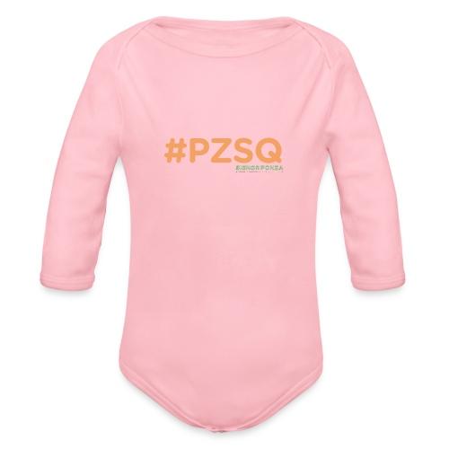 PZSQ 2 - Body ecologico per neonato a manica lunga