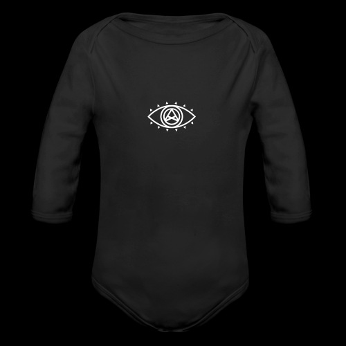 Nether Eye - Body ecologico per neonato a manica lunga