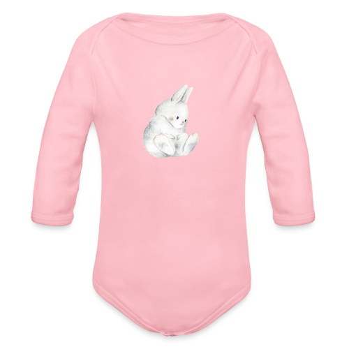 Bunny - Body bébé bio manches longues