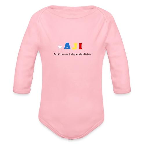 merchindising AJI - Body orgánico de manga larga para bebé