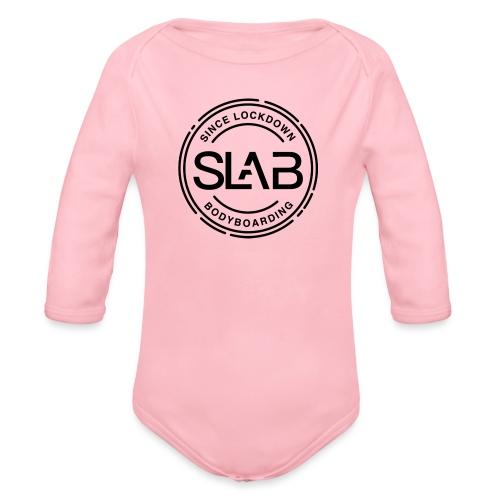 Slab Brand - Organic Longsleeve Baby Bodysuit