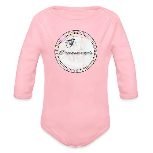Princesasroyals - Baby Bio-Langarm-Body