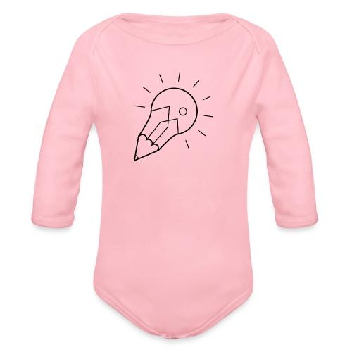 Symbol - Baby Bio-Langarm-Body