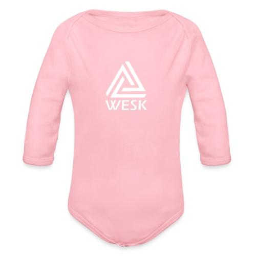 WESK Clothes - Baby bio-rompertje met lange mouwen