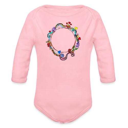 HerzensKreis - Baby Bio-Langarm-Body