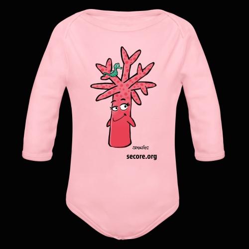 Bran Ramosy - Organic Longsleeve Baby Bodysuit