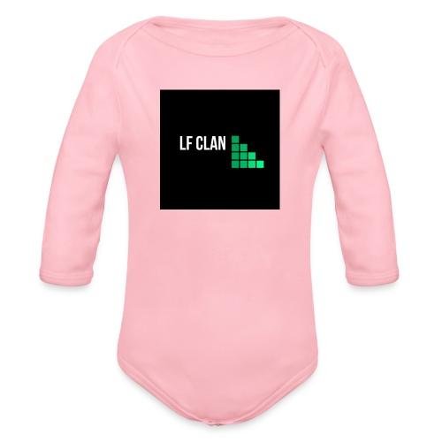 LF CLAN - Ekologisk långärmad babybody