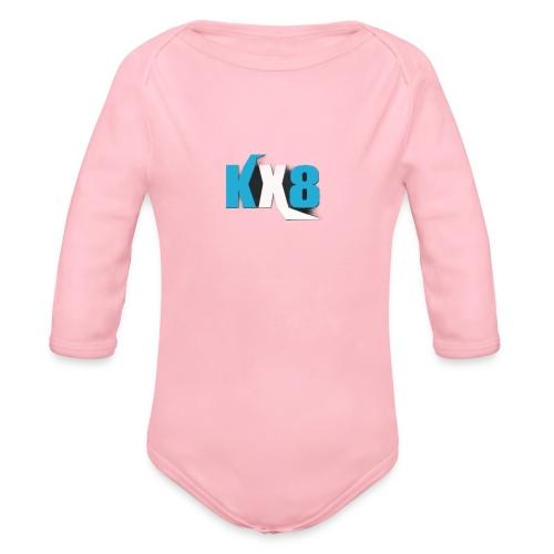 RyZe KX8 - Organic Longsleeve Baby Bodysuit