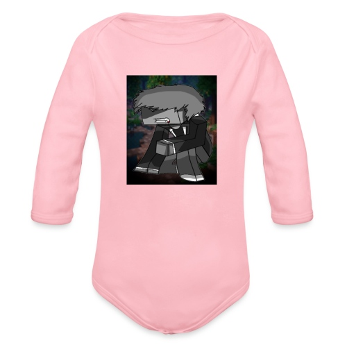 my Personal Speedart! - Organic Longsleeve Baby Bodysuit