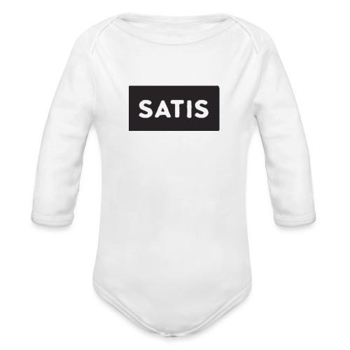 satis - Body Bébé bio manches longues