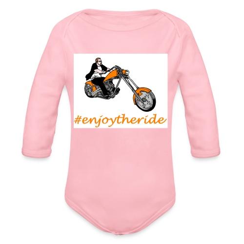 enjoytheride - Body bébé bio manches longues