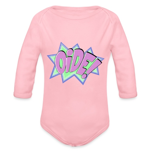 oide - Baby Bio-Langarm-Body