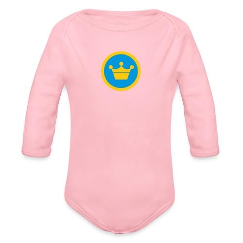 foursquare supermayor - Body orgánico de manga larga para bebé
