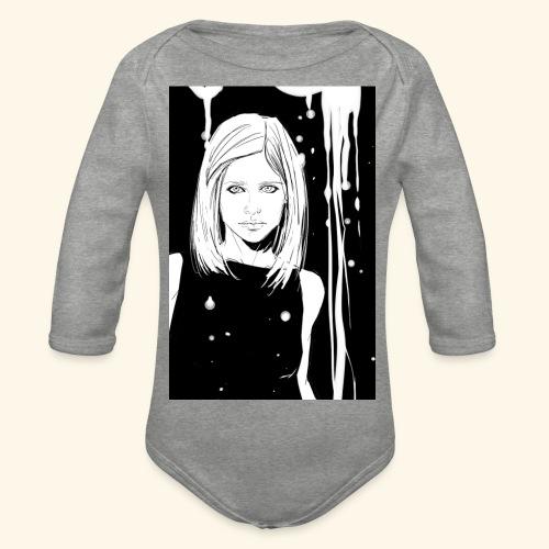 Buffy - Organic Longsleeve Baby Bodysuit