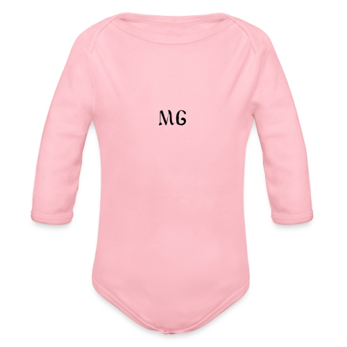 KingMG Merch - Organic Longsleeve Baby Bodysuit