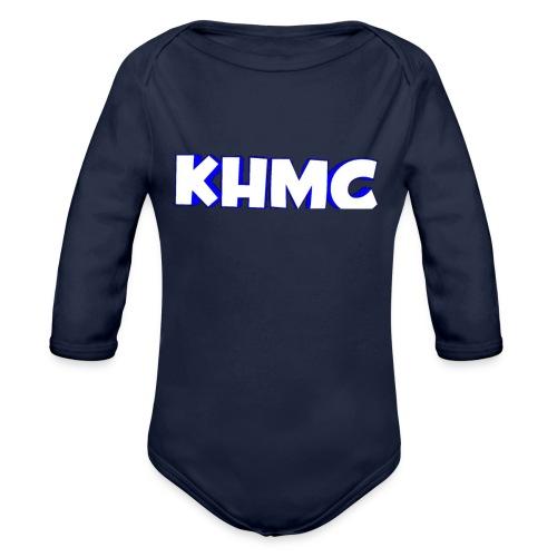 The Official KHMC Merch - Organic Longsleeve Baby Bodysuit