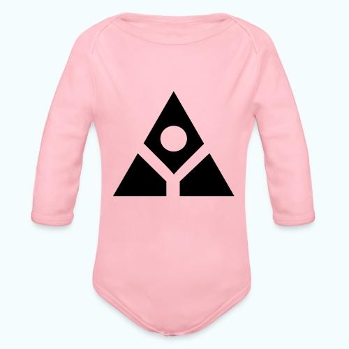 Trinity - Organic Longsleeve Baby Bodysuit