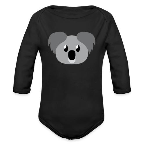 Koala »Kim« - Organic Longsleeve Baby Bodysuit