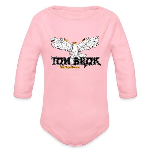 Ostfriesland Häuptlinge Tom Brok - Baby Bio-Langarm-Body
