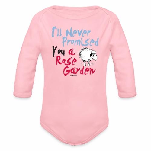 Hauskat Lammas paidat, tekstiilit- lahjatuotteet - Vauvan pitkähihainen luomu-body