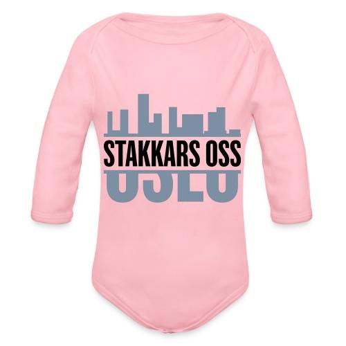 stakkars oss logo 2 ny - Økologisk langermet baby-body