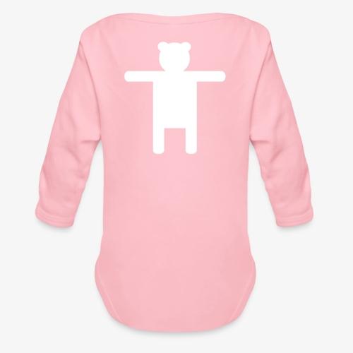 Women's Pink Premium T-shirt Ippis Entertainment - Organic Longsleeve Baby Bodysuit
