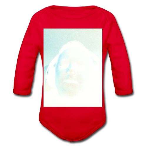 Boom - Organic Longsleeve Baby Bodysuit
