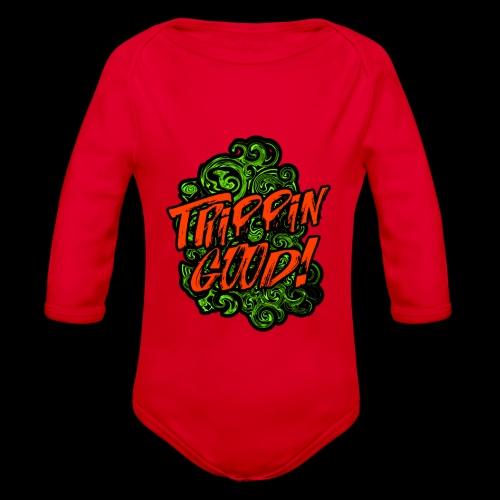 TRIPPIN GOOD - Body ecologico per neonato a manica lunga