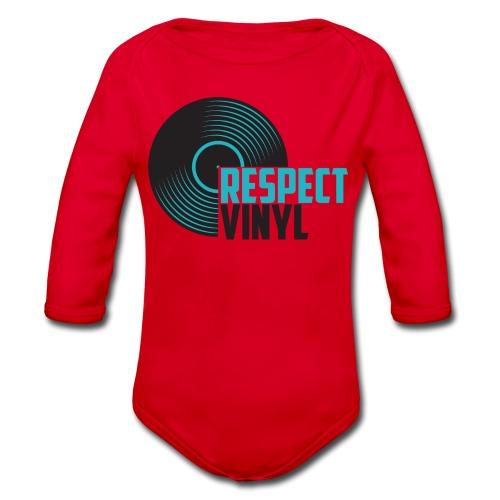 Blue Note • Respect Vinyl - Baby Bio-Langarm-Body