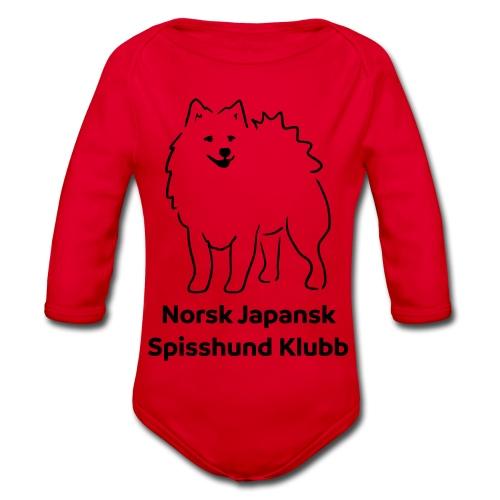 NJSK - Organic Longsleeve Baby Bodysuit