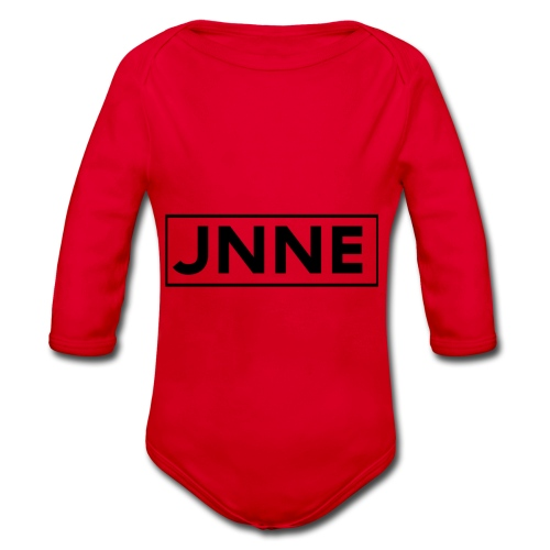 JNNE - Cap - Baby Bio-Langarm-Body
