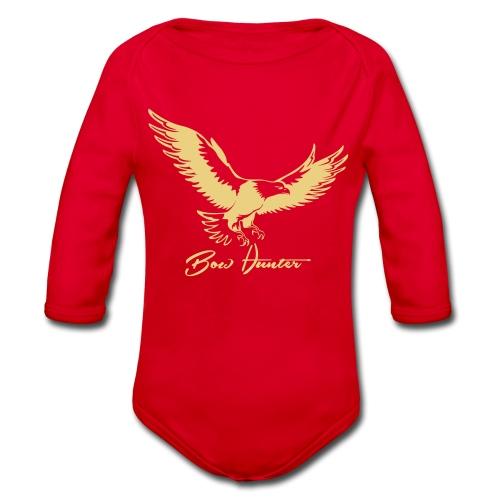Eagle Bow Hunter - Baby Bio-Langarm-Body