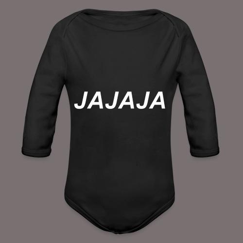 Ja - Baby Bio-Langarm-Body