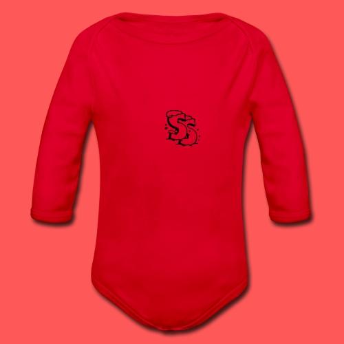 CHRISTMAS_SS - Organic Longsleeve Baby Bodysuit