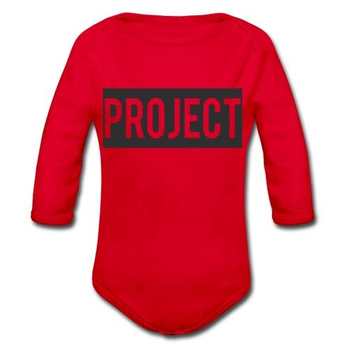 Project - Organic Longsleeve Baby Bodysuit