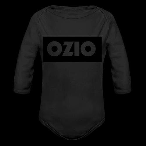 Ozio's Products - Organic Longsleeve Baby Bodysuit