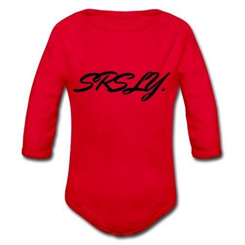 SRSLY - Body Bébé bio manches longues