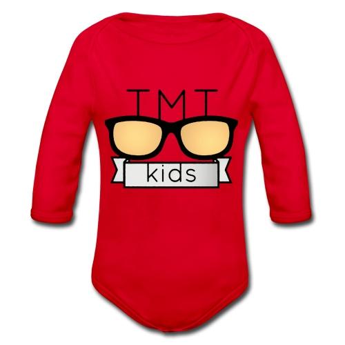 TMT Too Much Talent 09/17 - Organic Longsleeve Baby Bodysuit