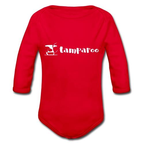 Tamparoo - Body ecologico per neonato a manica lunga