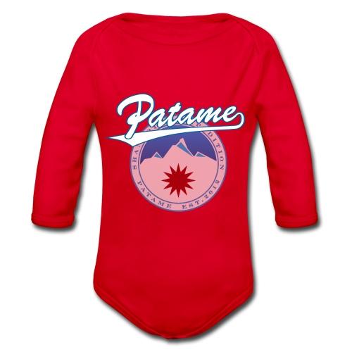 Patame Himalaya Expedition - Baby Bio-Langarm-Body