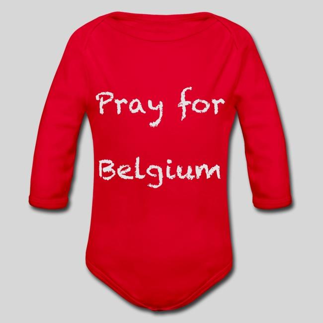 Pray for Belgium