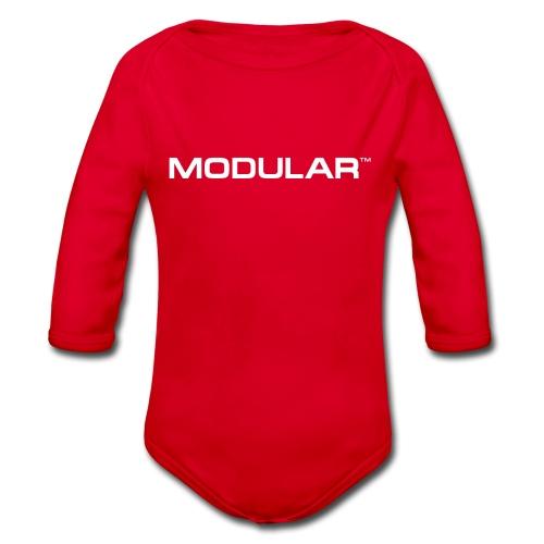 The Modular Agency - Organic Longsleeve Baby Bodysuit