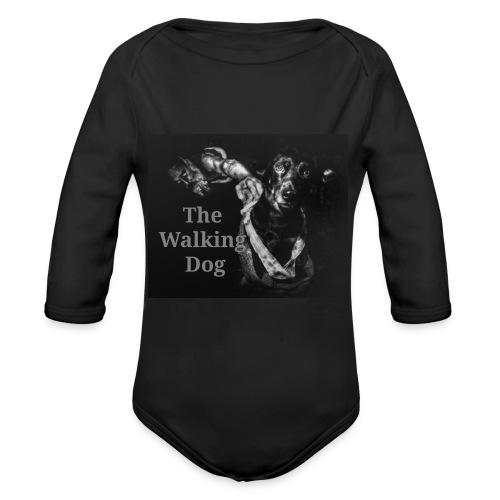 The Walking Dog - Baby Bio-Langarm-Body